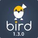 BIRD (Pro) - Multipurpose Responsive Admin Dashboard HTML5 web app kit with Bootstrap 3