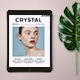 Crystal E-Magazine - GraphicRiver Item for Sale