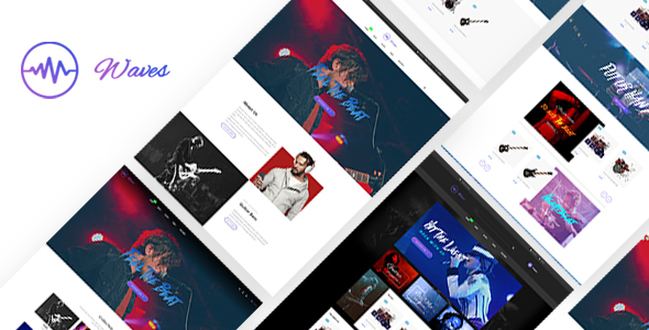 Ap Waves Shopify Theme