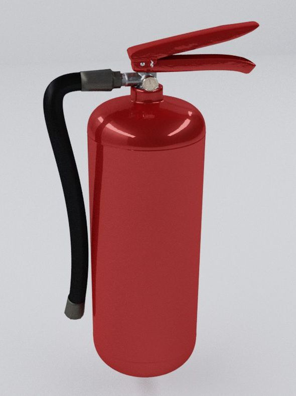 3DOcean Fire Extinguisher 20588914