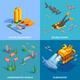 Scuba Diving Design Concept