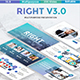 Right v3 Multipurpose Keynote Template - GraphicRiver Item for Sale