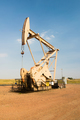 Oil Derrick Pump Jack Fracking Energy Production - PhotoDune Item for Sale
