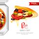 Pizza Box Composition