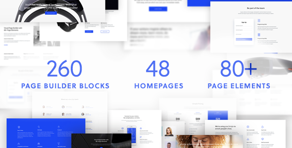 Stash - Multi-Purpose WordPress Theme with Visual Composer Block Builder - Business Corporate
