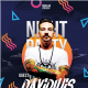 DJ Night Party Flyer Template - GraphicRiver Item for Sale