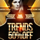 Fashion Banner Ads Vol.4 - GraphicRiver Item for Sale