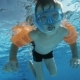 Boy Swimming in Pool - VideoHive Item for Sale