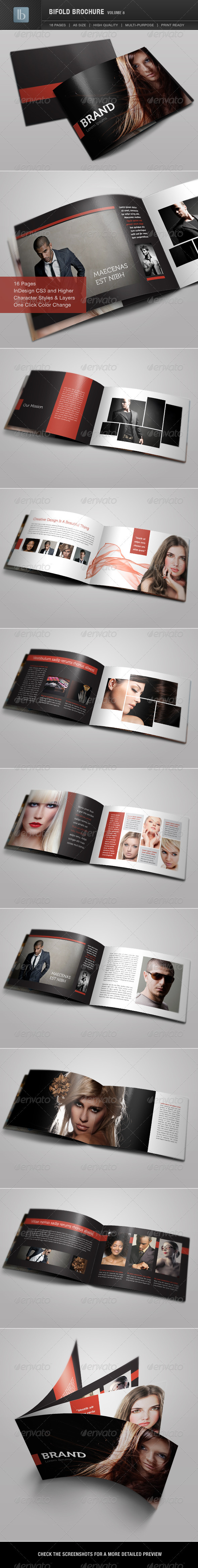 Bifold Brochure | Volume 8 - Corporate Brochures