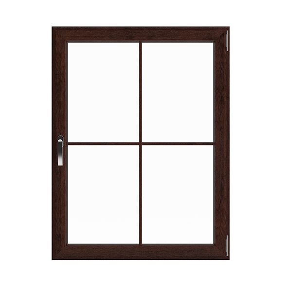 Wooden Window (113.5 x 86.5 cm) - 3DOcean Item for Sale
