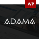 Adama - Responsive Multi-Purpose WordPress Theme