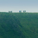 People Walking Along Hilltop - VideoHive Item for Sale