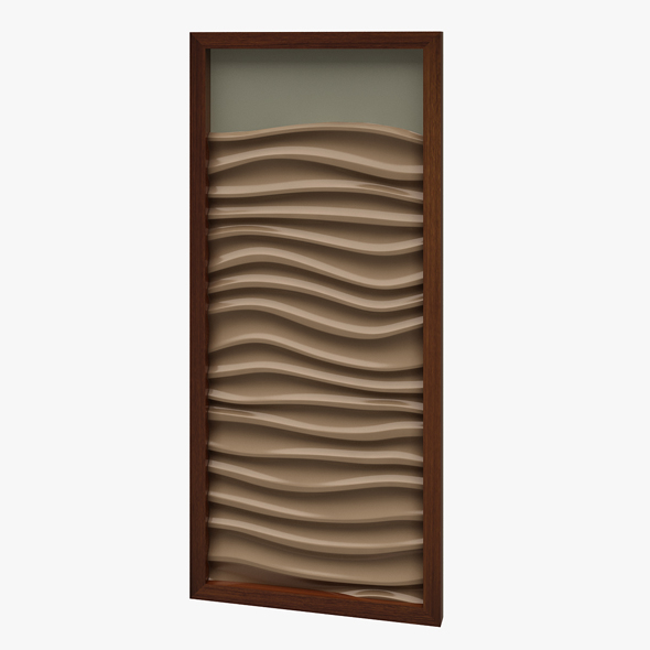 3DOcean Decorative Panel 02 20597891