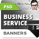 Business Service Banners - GraphicRiver Item for Sale