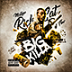 Rap Mixtape Cover Template - GraphicRiver Item for Sale