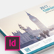 Company Annual Landscape Brochure - GraphicRiver Item for Sale