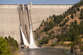 Dworshak Dam Concrete Gravity North Fork Clearwater River Idaho - PhotoDune Item for Sale