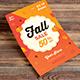 Fall Sale Flyer + Instagram Post