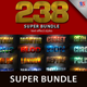 238 Super Bundle Text Effect