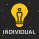 Individual - Minimal Personal Portofolio WordPress Theme