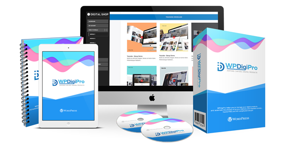 CodeCanyon WPDigiPro WordPress Membership Plugin for Selling Digital Products 20599269
