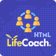 LifeCoach - A Coaching HTML Template for Mentors, Advisers, Coaches and` Personal Experts