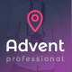ADVENT - Event Management PSD Template
