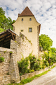 Medieval defense tower in Sulfeld am Main - PhotoDune Item for Sale