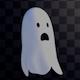 Cute Ghost Overlay