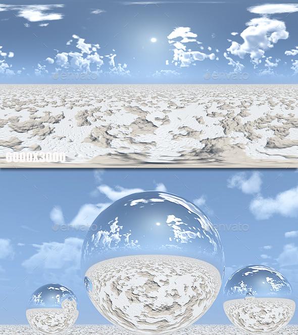 3DOcean Sky 107 20600184