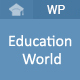Education World WordPress Theme - ThemeForest Item for Sale