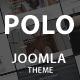 Polo - Responsive Multi-Purpose Joomla Theme - ThemeForest Item for Sale