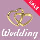 Wedding Shop - Love Paradise Responsive Prestashop 1.7 Theme