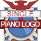 Romantic Piano Logo
