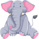 Four Creative Elephants - GraphicRiver Item for Sale