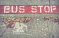 Bus Stop Sign - PhotoDune Item for Sale