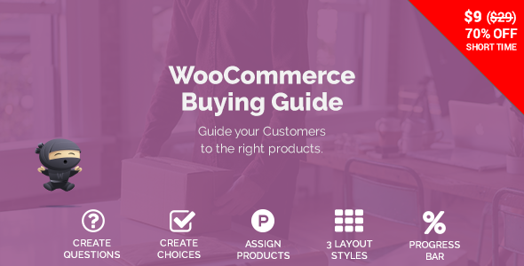 WooCommerce Buying Guide - CodeCanyon Item for Sale