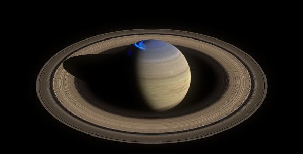 3DOcean Saturn 4k 20601323
