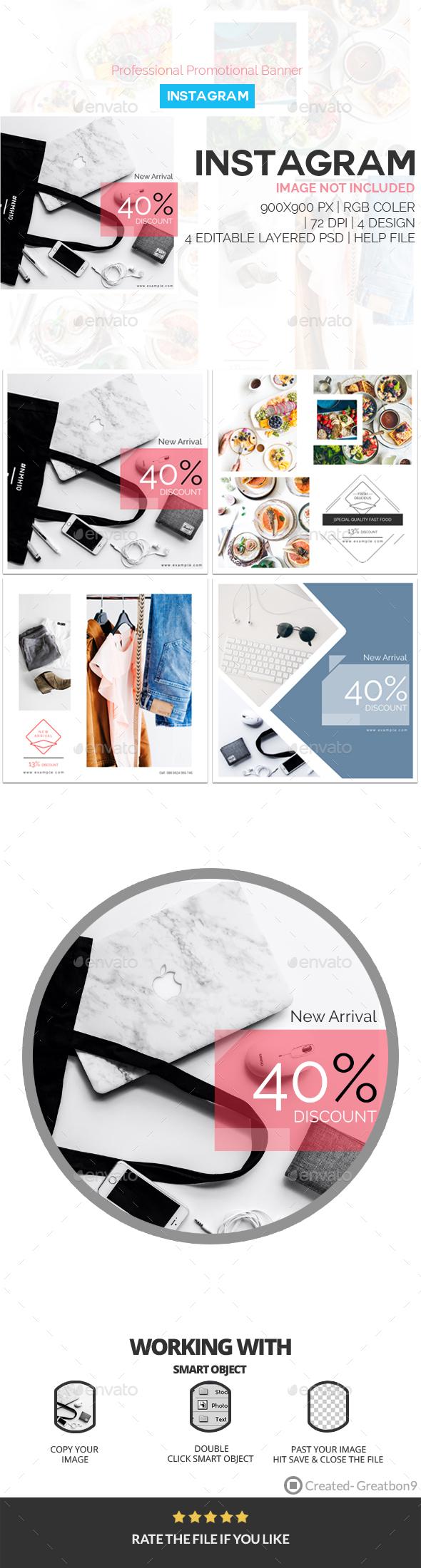 Multipurpose Instagram - Miscellaneous Social Media