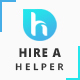 Hire a Helper - Home Multi Services Provider HTML Template