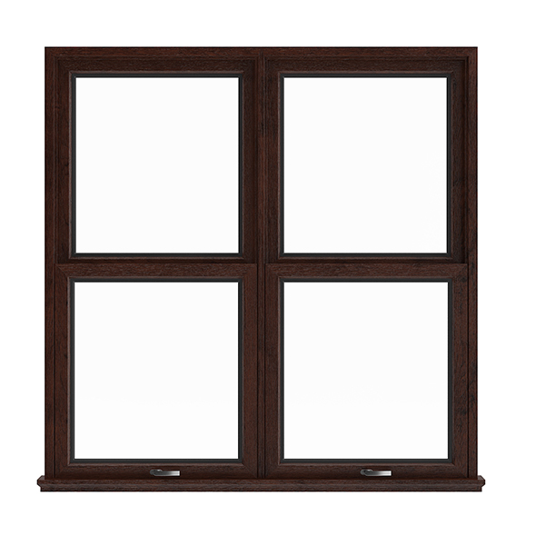 Wooden Window (143.5 x 140 cm) - 3DOcean Item for Sale