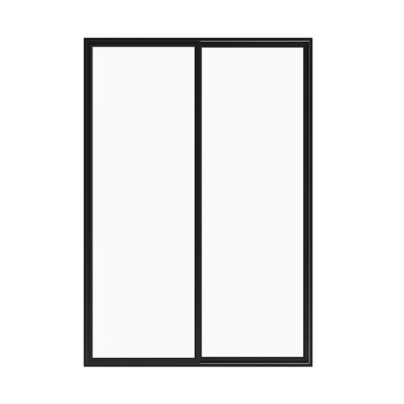 Metal Window (230 x 160 cm) - 3DOcean Item for Sale