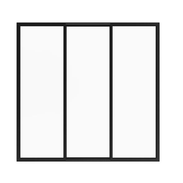 Metal Window (230 x 236.5 cm) - 3DOcean Item for Sale