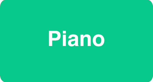Instrumentation - Piano