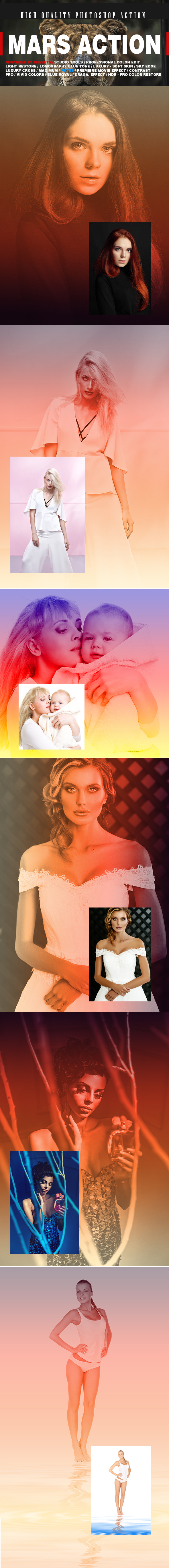 GraphicRiver Professional Mars Action 20602257