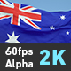Flag Australia - VideoHive Item for Sale