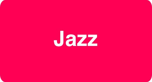 Music Genre - Jazz
