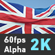 Flag Great Britain - VideoHive Item for Sale