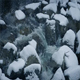 River Through Snowy Rocks - VideoHive Item for Sale