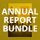 Annual Report Template Bundle